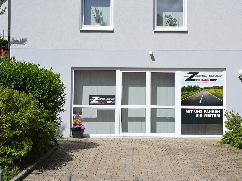 Standort Christanz der Fahrschule Zeilman AVUS